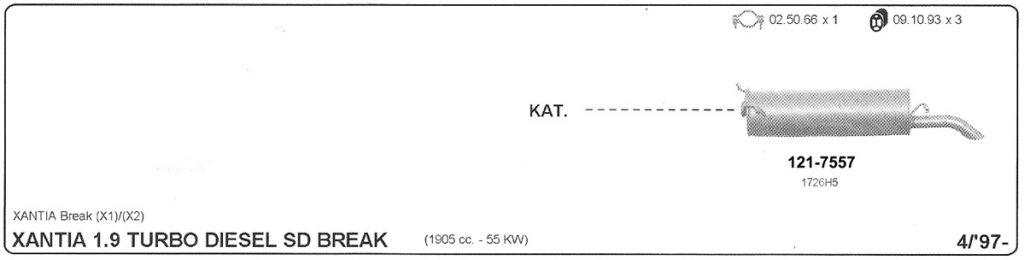 Katalog Citroen